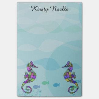 Sea Horses Post-it® Notes