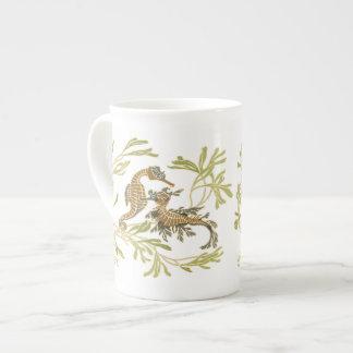 Sea Horses Tea Cup