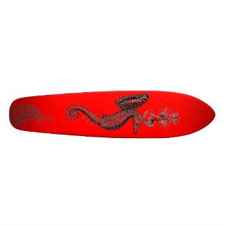Sea Horsin around Skateboard Deck