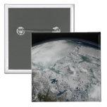Sea ice above North America Button