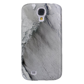 Sea ice and cloud streets in the Bering Sea Galaxy S4 Cover