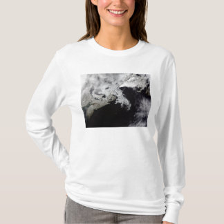 Sea ice fills the Gulf of St Lawrence T-Shirt