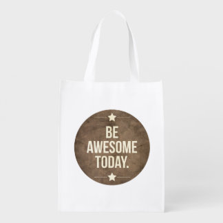 Sea impresionante hoy bolsas para la compra
