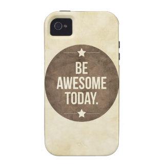 Sea impresionante hoy iPhone 4/4S carcasas