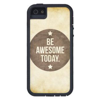 Sea impresionante hoy iPhone 5 Case-Mate coberturas