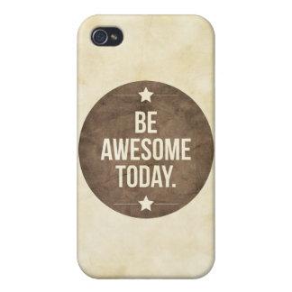Sea impresionante hoy iPhone 4 cobertura