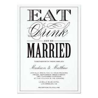 Sea invitación que se casa casada del |
