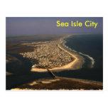 Sea Isle City Aerial Postcards