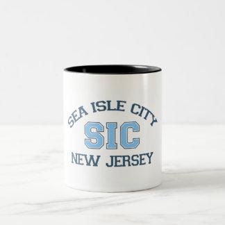 Sea Isle City. Coffee Mug