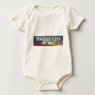 SEA ISLE CITY WEATHER SERIES - NEW ITEMS! BABY BODYSUIT