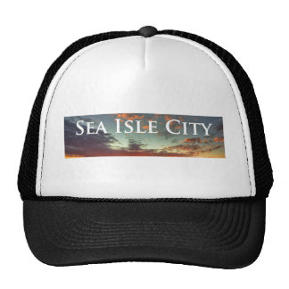 SEA ISLE CITY WEATHER SERIES - NEW ITEMS! TRUCKER HAT