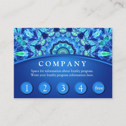 Sea Jewel Customer Loyalty Card