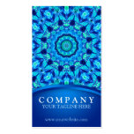 Sea Jewel Mandala Business Card