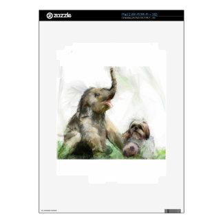 sea juguetón calcomanía para iPad 2