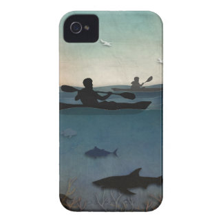 Sea Kayaking Case-Mate iPhone 4 Case