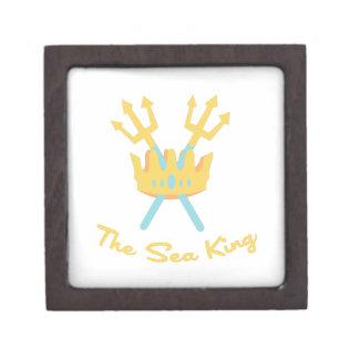 Sea King Caja De Joyas De Calidad
