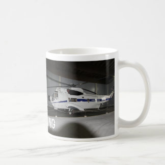 SEA KING HELICOPTER CLASSIC WHITE COFFEE MUG