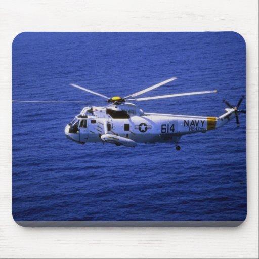 Sea King SH-3H Mousepad