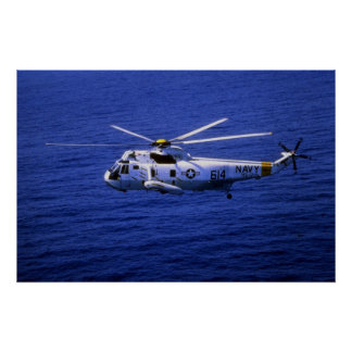 Sea King SH-3H Posters
