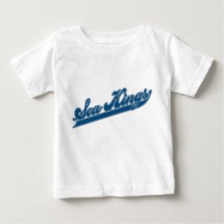 Sea Kings Script Baby T-Shirt