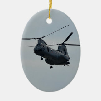 Sea knight CH-46 Ceramic Ornament