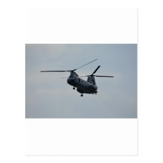 Sea knight CH-46 Postcard