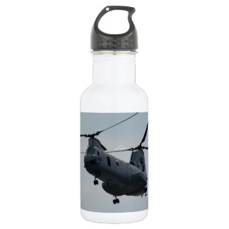 Sea knight CH-46 Stainless Steel Water Bottle