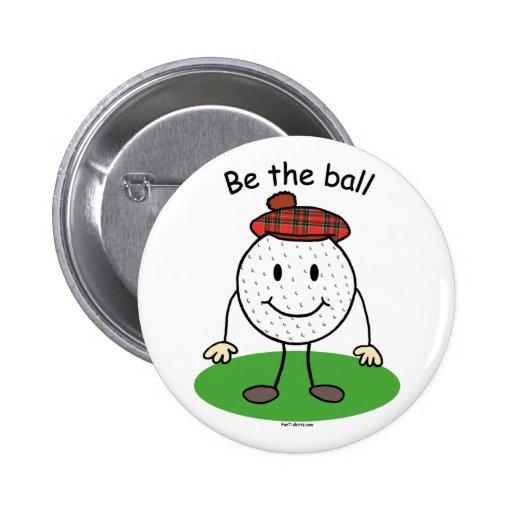 Sea la bola pin