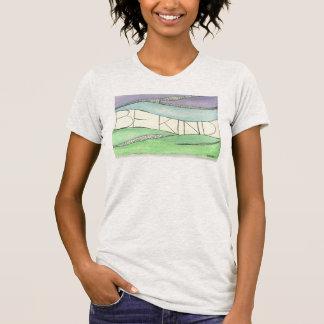 Sea la camiseta buena - camisetas sobre amabilidad