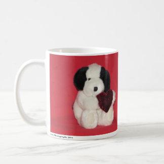 Sea la taza #3 0303 N del perrito de la mina