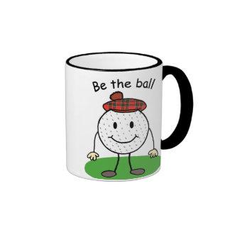 Sea la taza de la bola