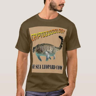Sea Leopard Cow 2 T-Shirt