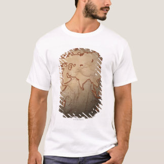Sea Level Map T-Shirt
