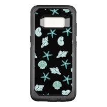 Sea Life Beach Theme OtterBox Commuter Samsung Galaxy S8 Case