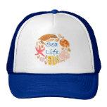Sea Life Mesh Hats