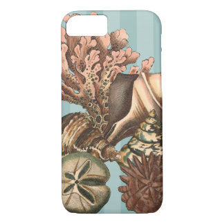 Sea Life Silhouette iPhone 8/7 Case