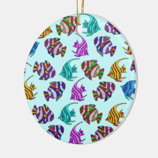 Sea Life Wonder Ornaments
