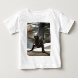 Sea Lion Doing Trick at Kansas City Zoo Baby T-Shirt