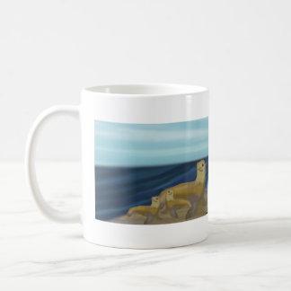 Sea Lion Family Mug