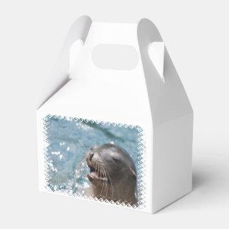 Sea Lion Party Favor Box