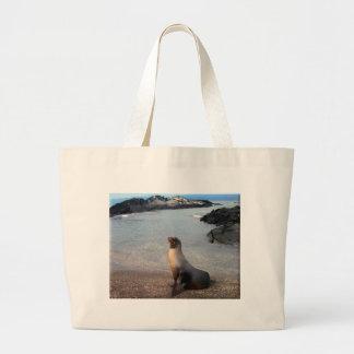 Sea Lion Galapagos Island Bags