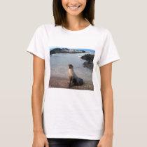 Sea Lion Galapagos Island T-Shirt