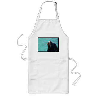 Sea Lion Getting Some Air Aprons