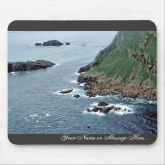 Sea Lion Haulout at Sugarloaf Island Mouse Pad