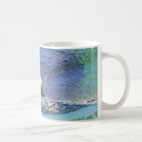 Sea Lion; In the Swim of Things! Coffee Mug