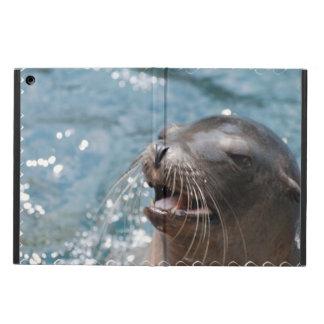 Sea Lion iPad Air Cases
