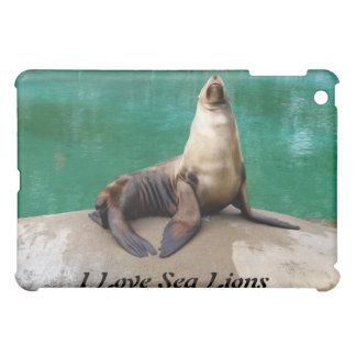 Sea Lion iPad Speck Case iPad Mini Covers