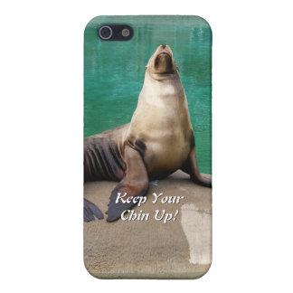Sea Lion iPhone 4 Speck Case