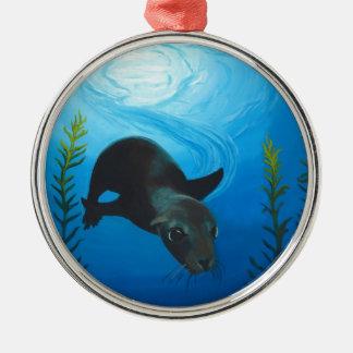 Sea Lion jpg Ornaments