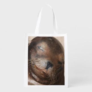 Sea Lion Market Tote